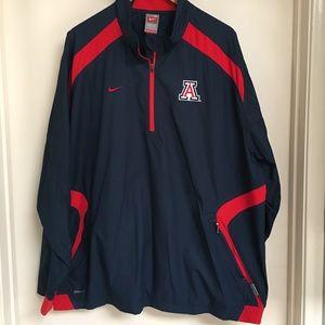 University of Arizona Nike pullover